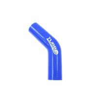 Szilikon könyök TurboWorks Kék 45 fok 35mm